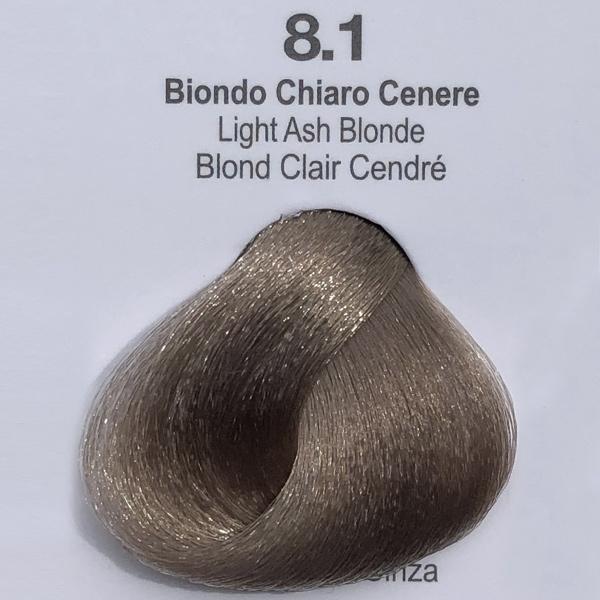 8.1 - BIONDO CHIARO CENERE - COSMETICITY