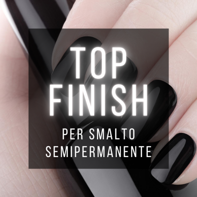 top coat / lucidante per smalto semipermanente